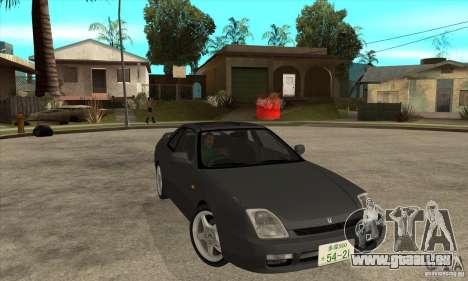 Honda Prelude SiR pour GTA San Andreas vue arrière
