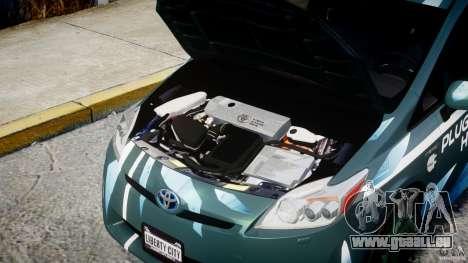Toyota Prius 2011 PHEV Concept für GTA 4 rechte Ansicht