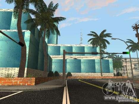 Obnovlënyj Krankenhaus von Los Santos v. 2.0 für GTA San Andreas fünften Screenshot
