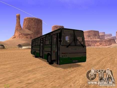 Ikarus C63 für GTA San Andreas