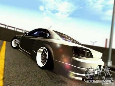 Nissan 150SX Drift für GTA San Andreas rechten Ansicht