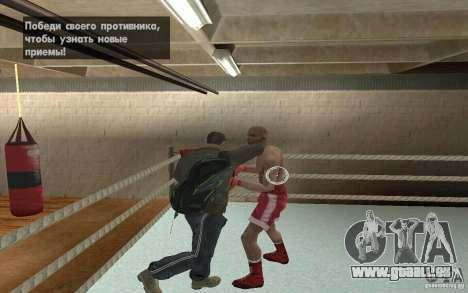 Das System kämpft von GTA IV V 3.0 für GTA San Andreas zweiten Screenshot