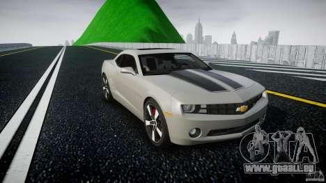 Chevrolet Camaro pour GTA 4 Vue arrière