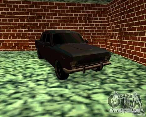 GAS 24 v3 für GTA San Andreas