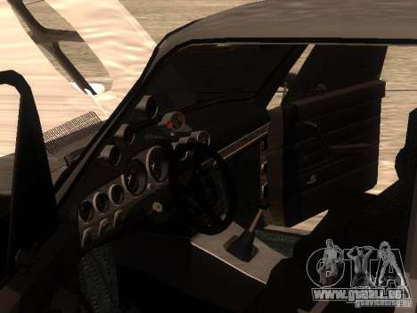 VAZ 2106 Drag Racing für GTA San Andreas Seitenansicht
