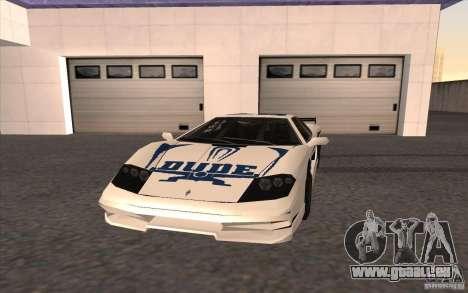 Le nouveau Turismo pour GTA San Andreas