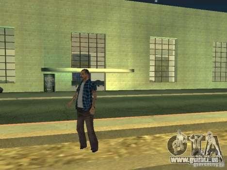 Lebendige Raum v1. 0 für GTA San Andreas zehnten Screenshot