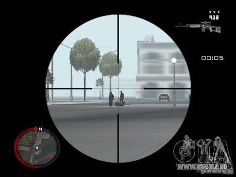 MASSKILL pour GTA San Andreas sixième écran