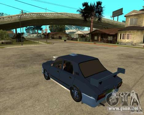 Dacia 1310 tuning für GTA San Andreas linke Ansicht