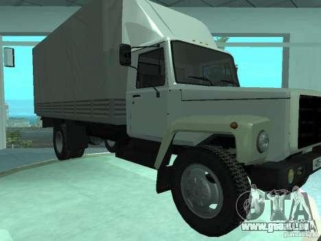 GAZ-3309 Elongatus für GTA San Andreas