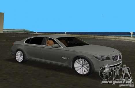 BMW 750 Li für GTA Vice City linke Ansicht