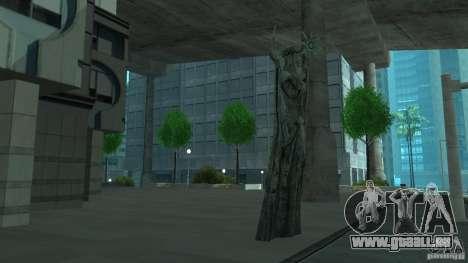 Statue de Skyrim pour GTA San Andreas troisième écran