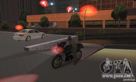 Feux rouges pour GTA San Andreas quatrième écran