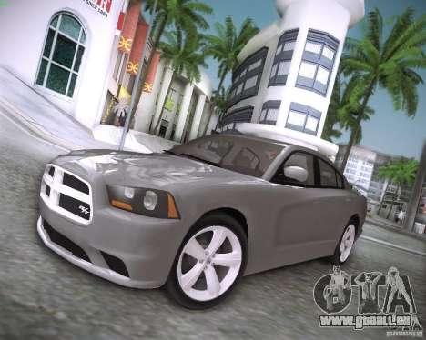 Dodge Charger 2011 v.2.0 pour GTA San Andreas vue de côté