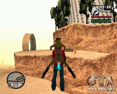La tour de Pise pour GTA San Andreas quatrième écran