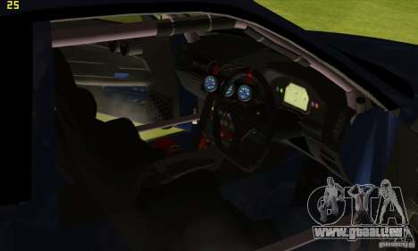 Nissan Skyline R34 GT-R LM für GTA San Andreas Räder