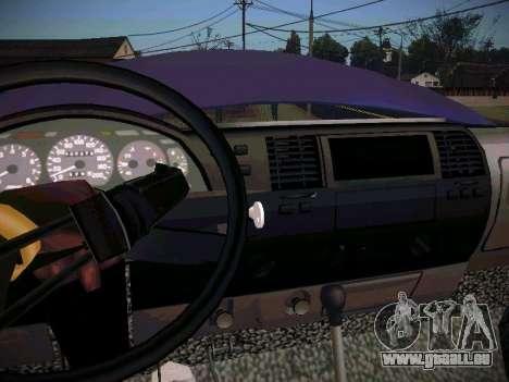 Gazelle 33023 für GTA San Andreas Seitenansicht