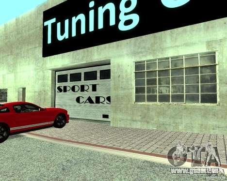HD Motor Show pour GTA San Andreas douzième écran