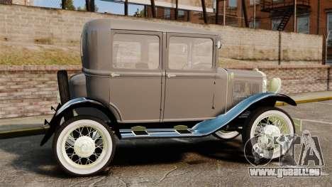 Ford Model T 1927 für GTA 4 linke Ansicht
