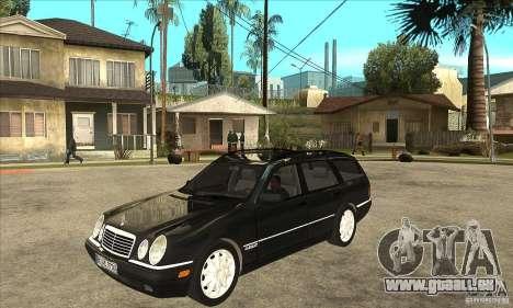 Mercedes-Benz W210 E320 1997 pour GTA San Andreas