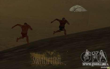 Créatures mystiques pour GTA San Andreas onzième écran
