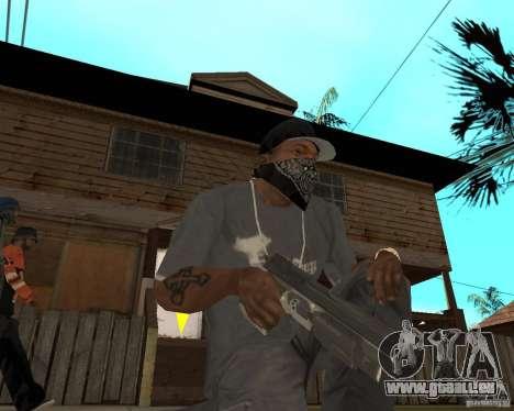 Desert Eagle von CoD: MW2 für GTA San Andreas