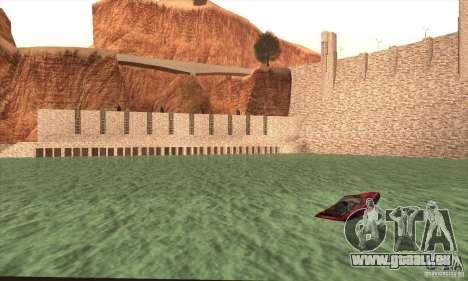 Die neue Talsperre für GTA San Andreas
