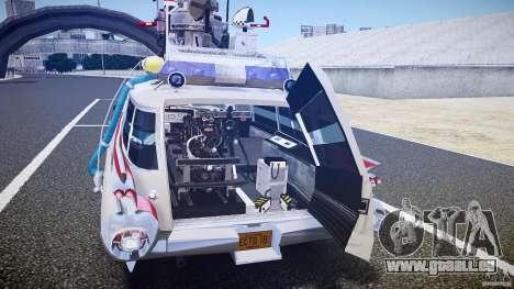 Ecto-1 (Ghost Hunters) Finale für GTA 4-Motor