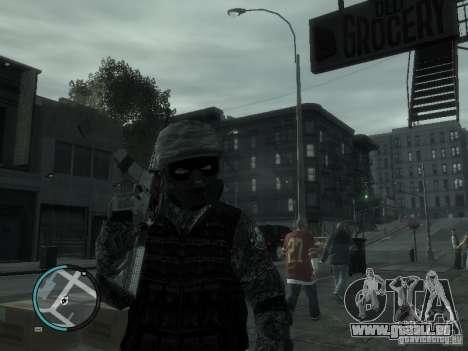 Die M4a1 für GTA 4 weiter Screenshot