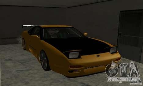 Nissan 240SX Drift Tuning pour GTA San Andreas