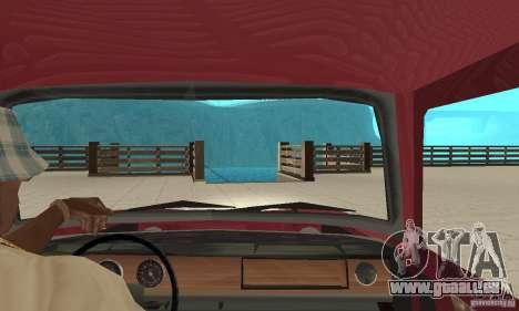 Dacia 1100 pour GTA San Andreas vue de droite