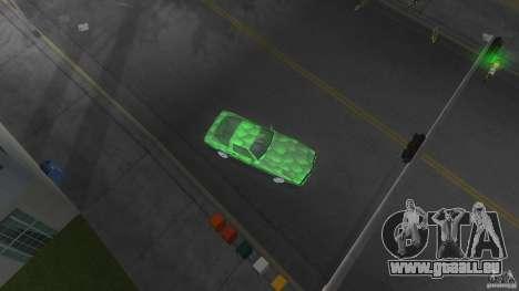 Reptilien banshee pour GTA Vice City vue arrière