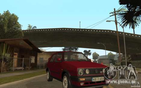 VW Golf Mk2 GTI für GTA San Andreas