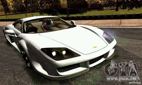 Noble M600 2010 V1.0 für GTA San Andreas