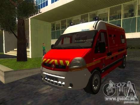 Oživlënie Krankenhäuser in Los Santos für GTA San Andreas fünften Screenshot