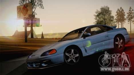 Dodge Stealth RT Twin Turbo 1994 pour GTA San Andreas vue de droite