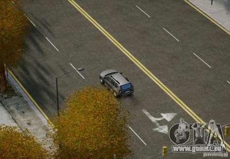 HD Roads für GTA 4 weiter Screenshot