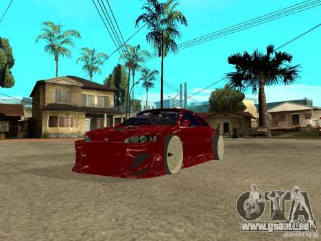 Honda CRX ED9 pour GTA San Andreas