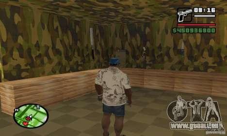 Gun Shop auf Grove für GTA San Andreas dritten Screenshot