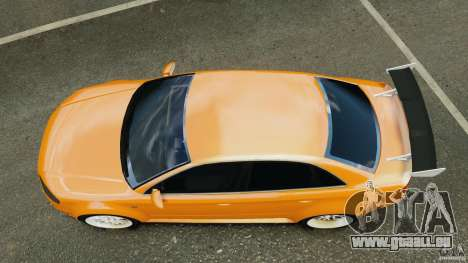 Audi RS4 EmreAKIN Edition pour GTA 4 est un droit