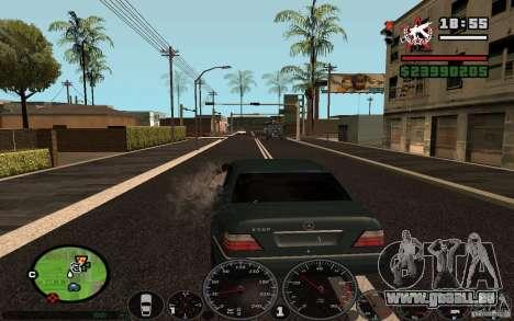 Schießen Sie aus dem Auto in GTA 4 für GTA San Andreas dritten Screenshot