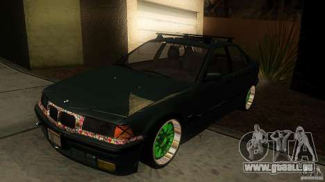 BMW E36 Daily pour GTA San Andreas
