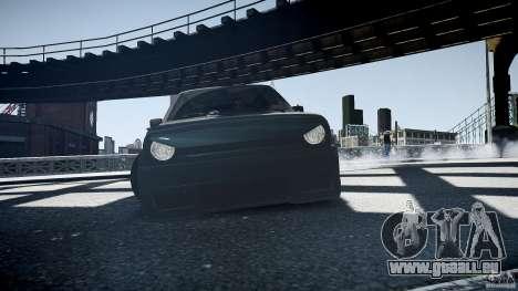 Volkswagen Golf 2 Low is a Life Style für GTA 4 rechte Ansicht