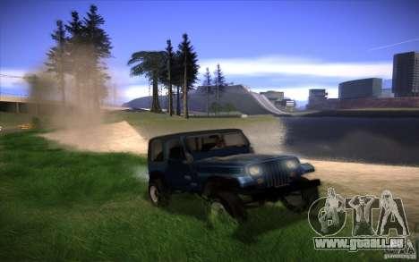Mes paramètres ENB v2 pour GTA San Andreas huitième écran