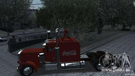 Coca-Cola pour GTA 4 est une gauche
