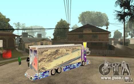 ART TRACK pour GTA San Andreas vue de droite