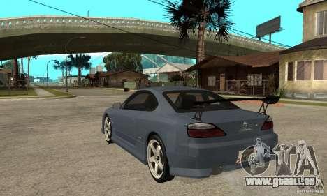 Nissan Silvia S15 Tun für GTA San Andreas