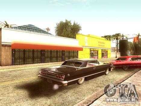Neue Enb Serie 2011 für GTA San Andreas siebten Screenshot