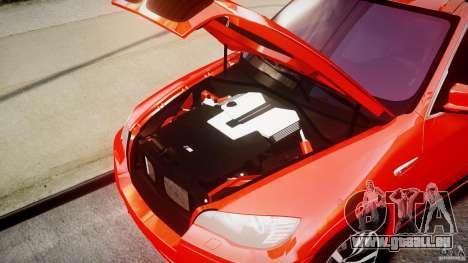 BMW X5M Chrome für GTA 4 rechte Ansicht