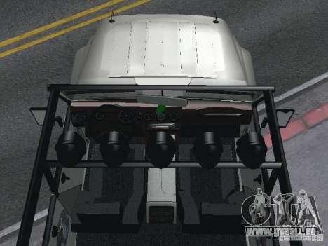 UAZ-3159 pour GTA San Andreas vue de droite